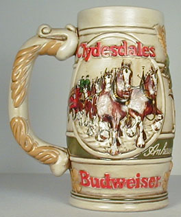 1983leftjpg 49320 bytes - Budweiser Christmas Steins