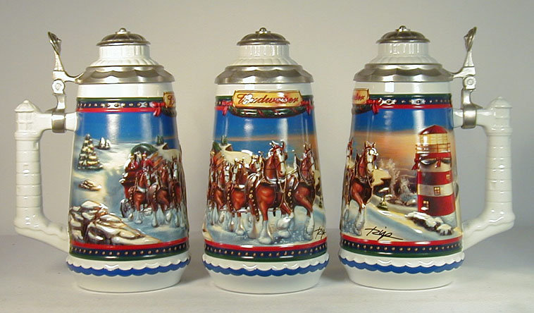 Beer steins and mugs is a mail order supplier of beer steins we